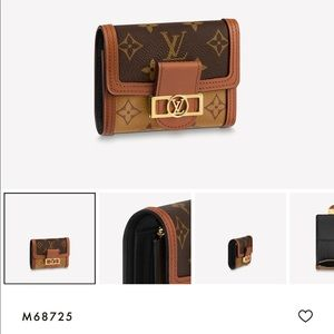 Louis Vuitton - DAUPHINE COMPACT WALLET